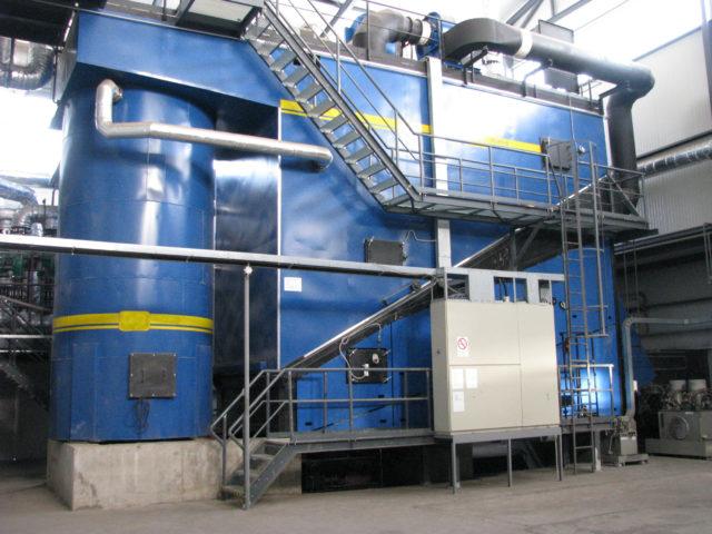 Водогрейнный котёл 6,0 МВт