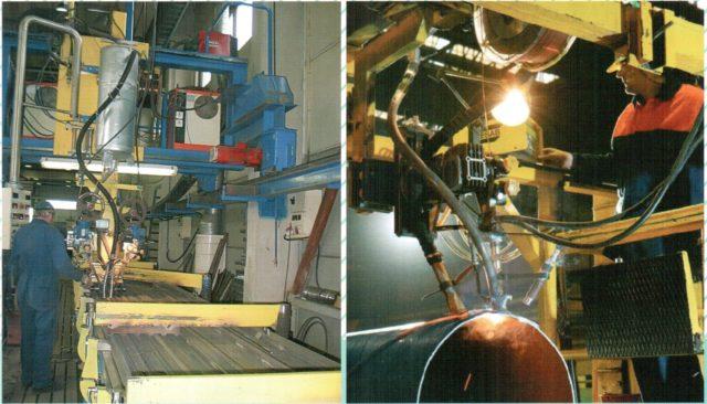 Изготовка энерготехнологического котла для целлюлозно-бумажной промышленности