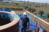 Ревизия котла на Энергетическом комплексе в Никополе