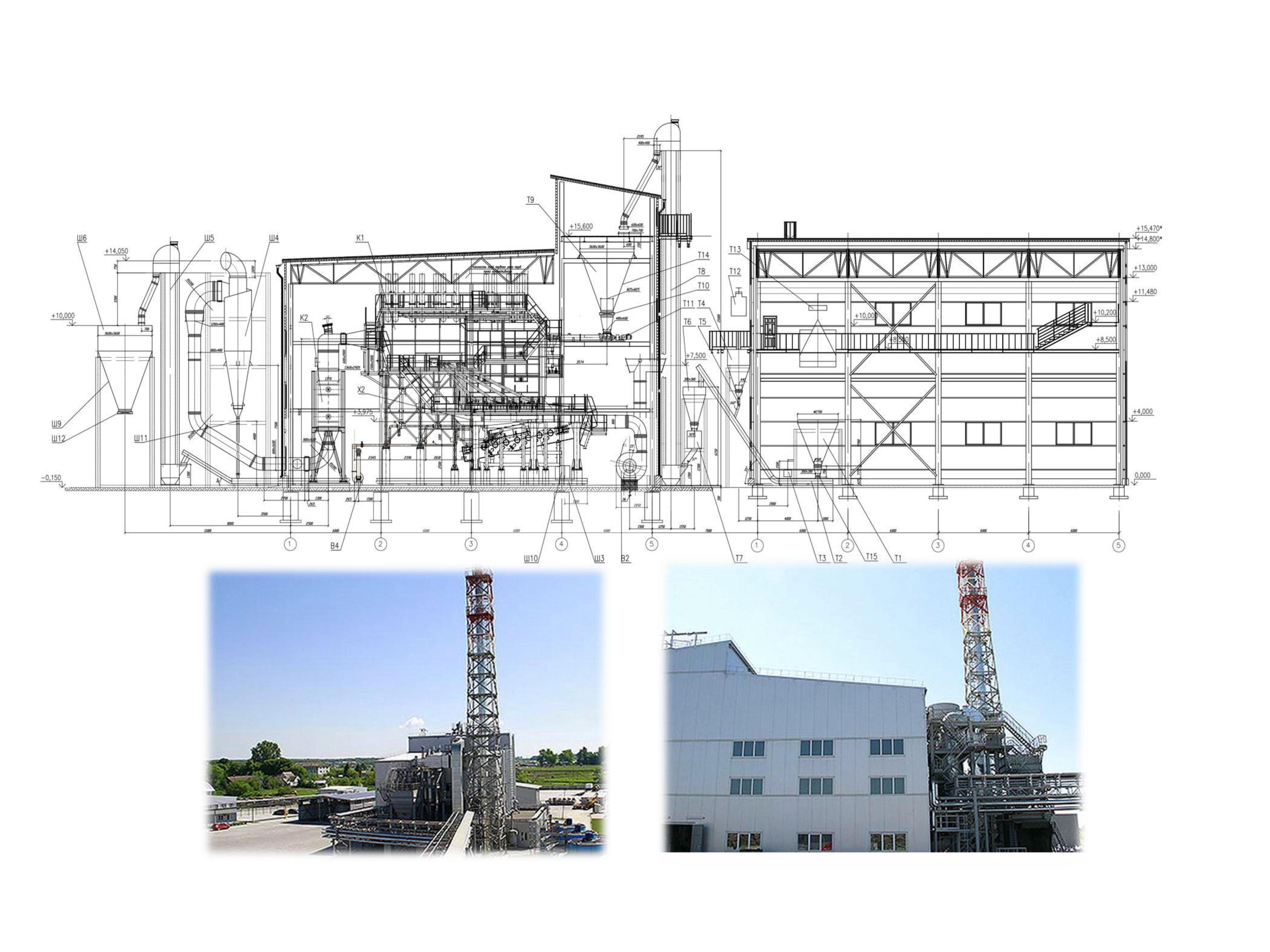 «Реконструкция котельной для обеспечения объектов тепловой энергией»