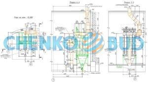 Реконструкция (замена) газоочистной установки дробильного отделения Желтокаменного карьера