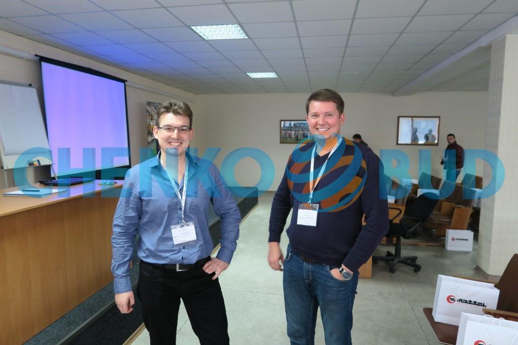 Специалисты ЧЕНКО-БУД на конференции в г. Полтава