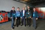 Делегация ЧЕНКО-БУД на конференции в Полтаве